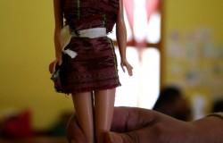 Barbie a la Maya