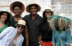 "Weaving a ""Sombrero Aguadeño"" (a.k.a. Panama Hat)"